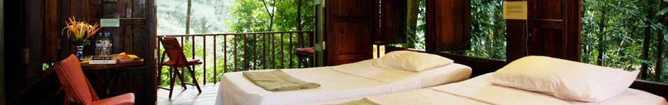 Hotels & Eco Resorts in Southern Thailand