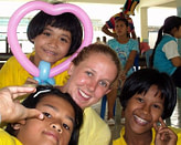 Volunteering Southern Thailand - Phuket Disabled Children
